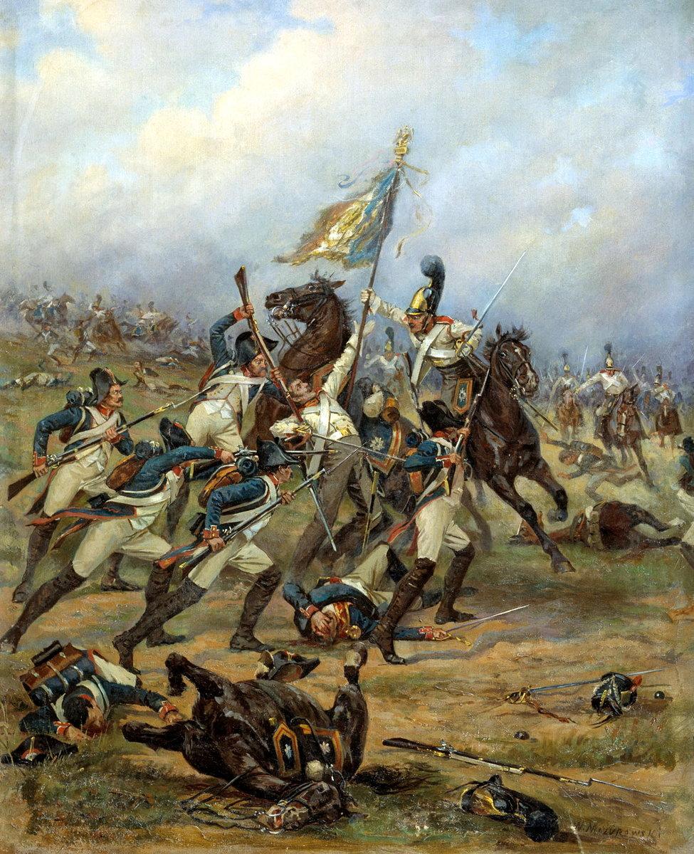 Mazurovsky_-_Fight_for_the_banner_(1805),_1910-12.jpg